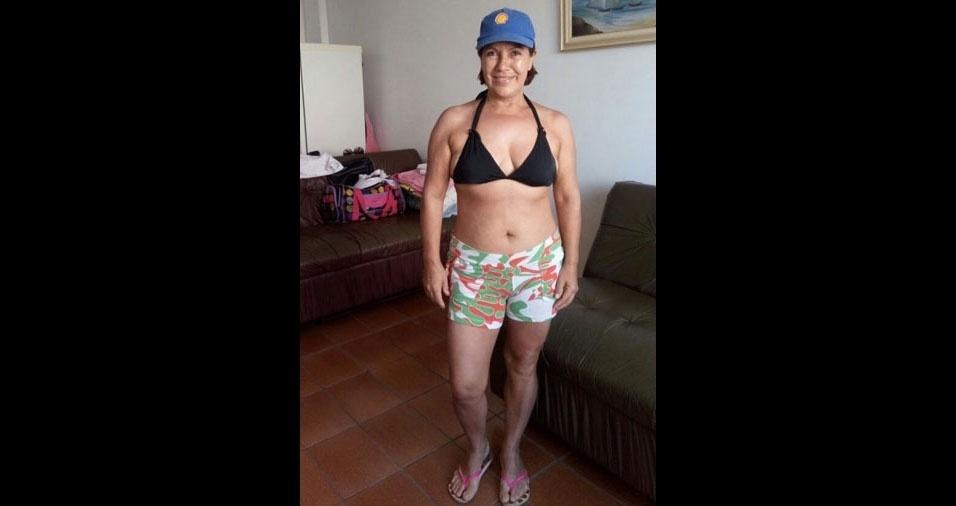 Maria da Penha, 55 anos, de São Paulo (SP)