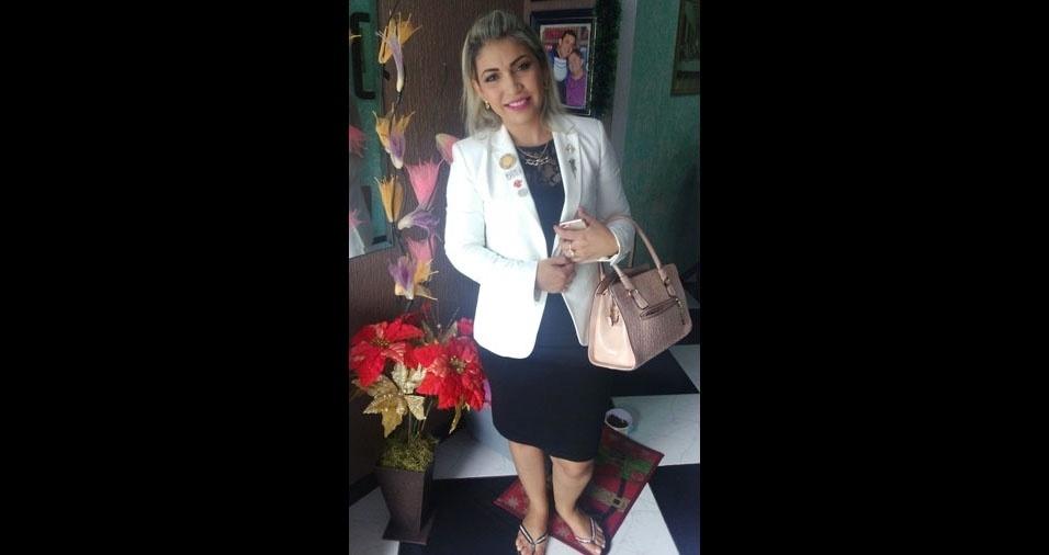 Francisca Cristiane, 33 anos, de Manaus (AM)