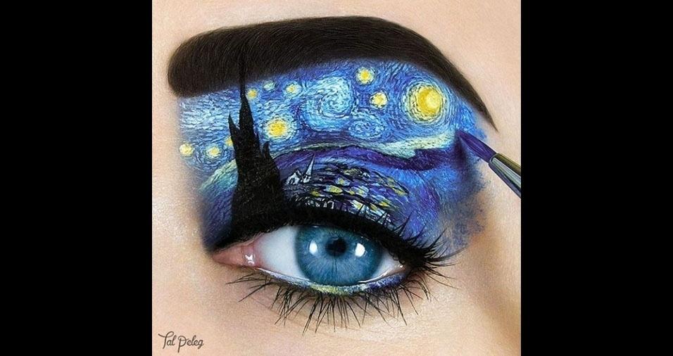 4. Reprodução de obra de Vincent Van Gogh