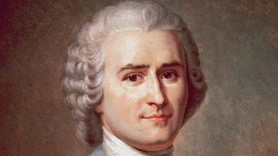 Jean-Jacques Rousseau - Reprodução/WDR