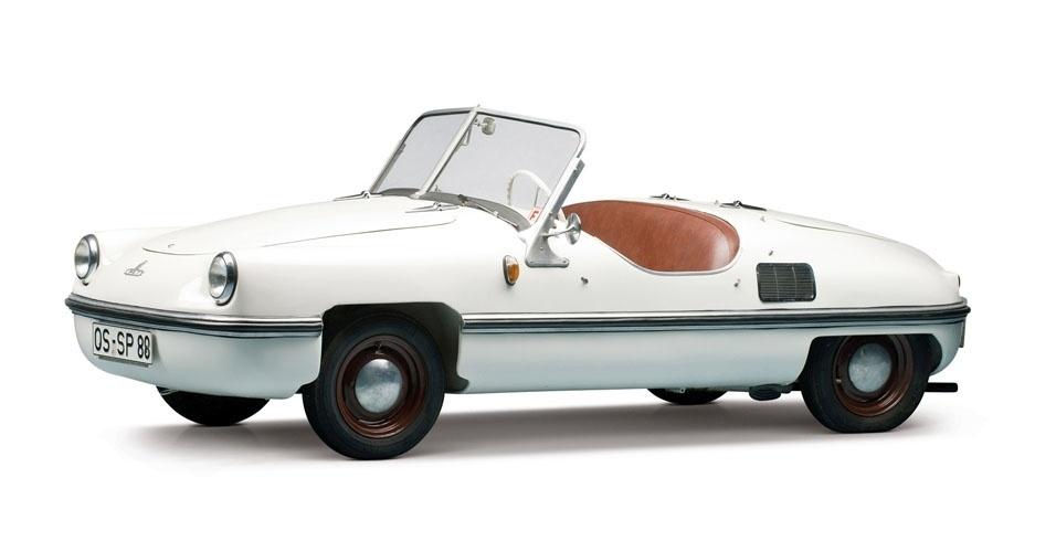 32. BAG Spatz, 1956