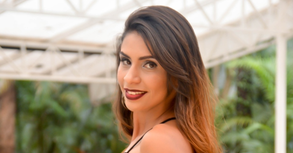 Clariane Caxito - Musa de Minas Gerais