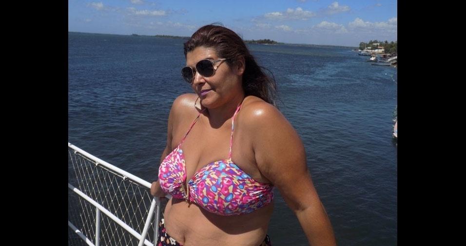 Ana Paula Gonçalves, 43 anos, de Santos (SP)