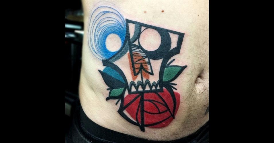 31. Trabalho do tatuador Mike Boyd