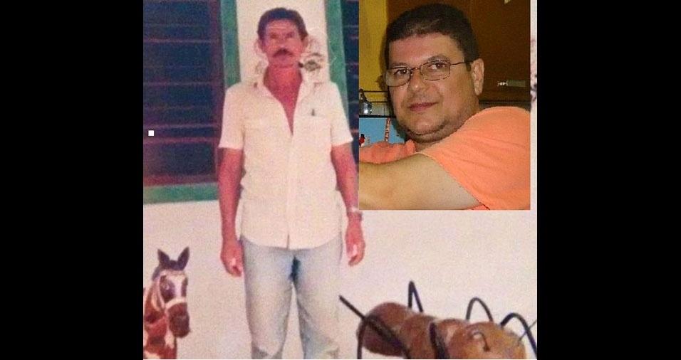 Weudes Souza, de Goiânia (GO), gostaria de homenagear o pai João Francisco (im memoriam)
