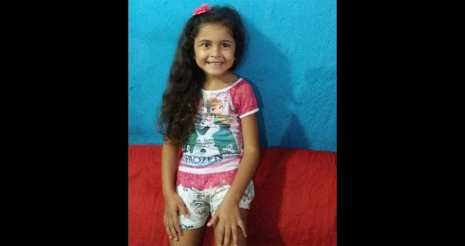 De São Paulo (SP), o Carlos Alberto mandou a foto da filha Cauane Ferreira da Silva Monteiro