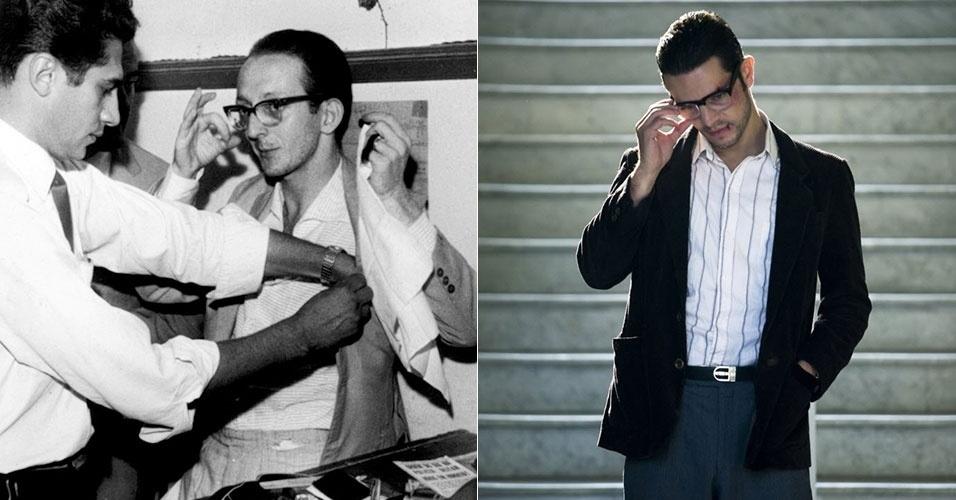 """Nos anos 1950, Hiroito de Moraes Joanides foi considerado o Rei da Boca do Lixo, região do centro de São Paulo famosa pela prostituição, atividade ilegal que o paranaense nascido em Morretes explorou com métodos nada convencionais, como espancamentos, assassinato de rivais e corrompendo a polícia. Preso por assassinato em 1962 e libertado em 1970, Hiroito escreveu uma biografia, chamada """"Boca do Lixo"""", que inspirou o filme """"Boca"""" (2010), do diretor Flávio Frederico, que traz Daniel de Oliveira (dir.) na pele do bandido que tinha nome de japonês (seu pai era fã do imperador Hiroito) mas era descendente de gregos. O Rei da Boca morreu em 1992, de causas naturais, e até a morte negou ter assassinado o próprio pai, crime do qual fora acusado"""