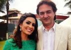 Ticiana Villas Boas e Joesley Batista (Reprodução/Instagram)