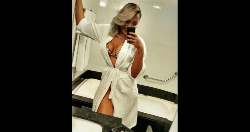 Priscila Lohara, 23 anos, de São Paulo (SP)