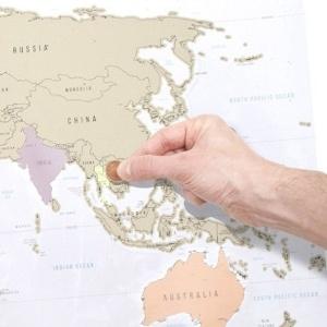 Reprodução/World Map 2019