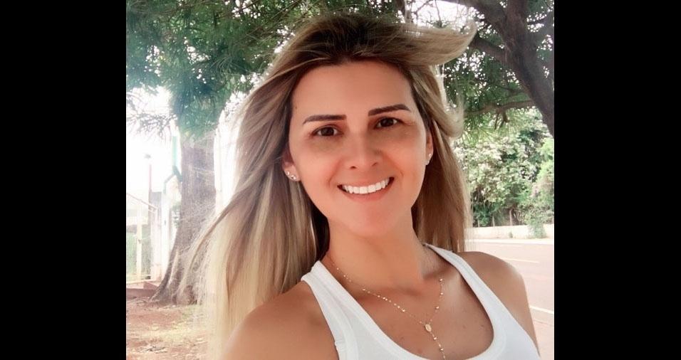 Tatiana dos Reis, 39 anos, de Campo Grande (MS)