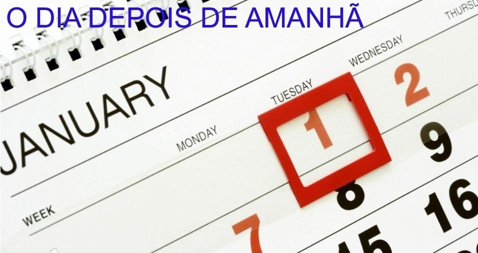 13. Se o amanhã de ontem era sexta-feira, que dia é o dia depois de amanhã de ontem?
