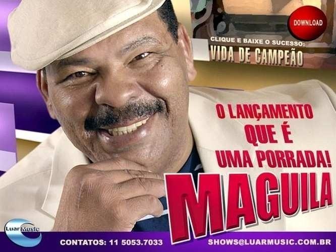 Em outubro de 2009, Maguila lançou o CD