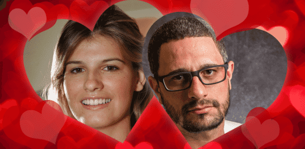 """Daniel e Juliana se conheceram após o agente de trânsito participar do """"BBB17"""" - Kiko Cabral e Paulo Belote/TV Globo"""