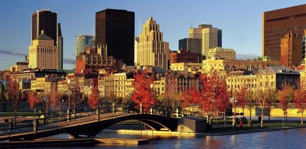 Além de Montreal (foto), o Canadá tem Vancouver e Toronto na lista