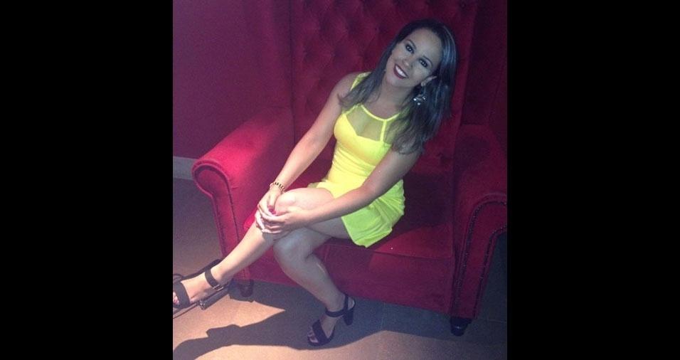 Cristiane Fernandes, 32 anos, de Ponta Grossa (PR)