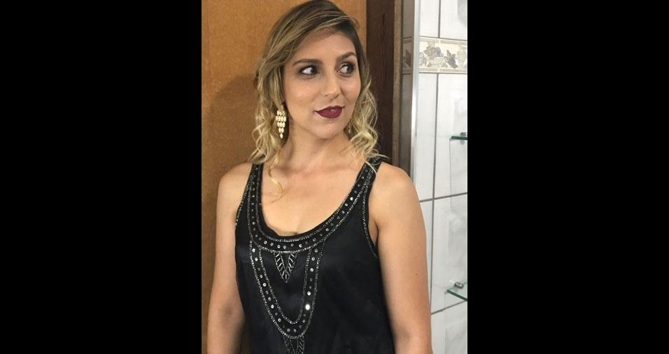 Ana Paula Ferreira Costa, 31 anos, de Sorocaba (SP)