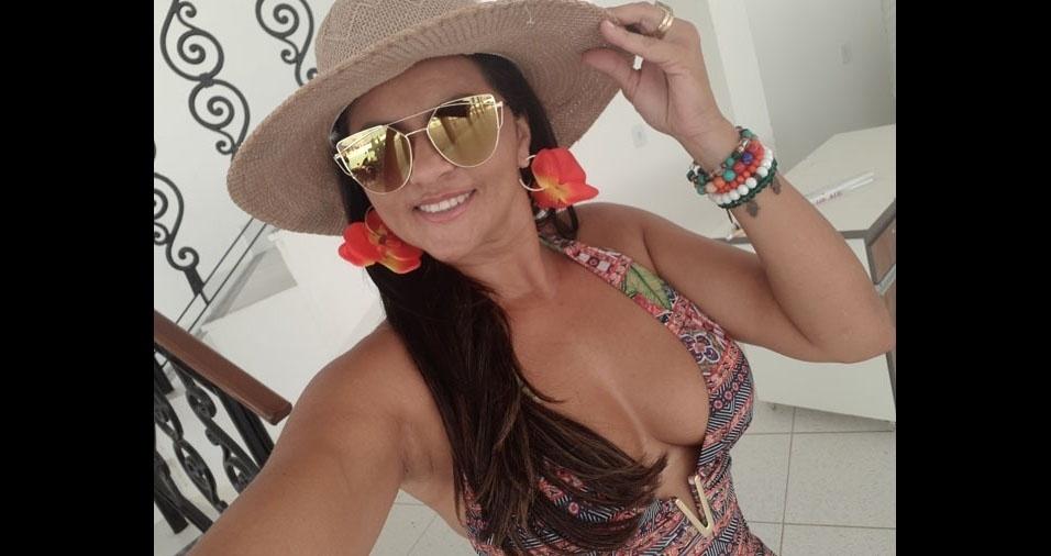 Edilene Maria da Silva, 44 anos, de Brejo do Cruz (PB)