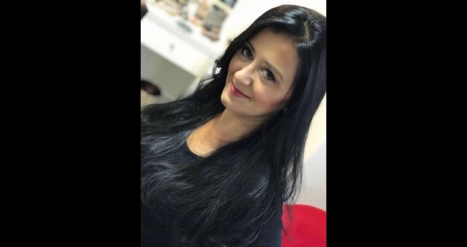 Indianara do Rocio Nunes Ferreira, 48 anos, de Curitiba (PR)