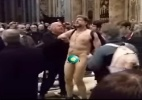Peladão no Vaticano