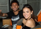 Neymar e Bruna Marquezine (FOTO: Getty Images / Pure People)