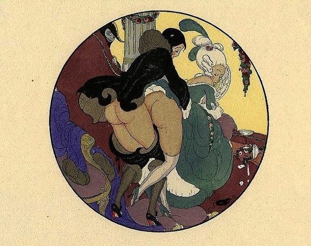 1.mar.2016 - Muitas de suas obras expressam um erotismo singular e retratam a cena lésbica, mostrando uma vez mais, uma artista na vanguarda de seu tempo