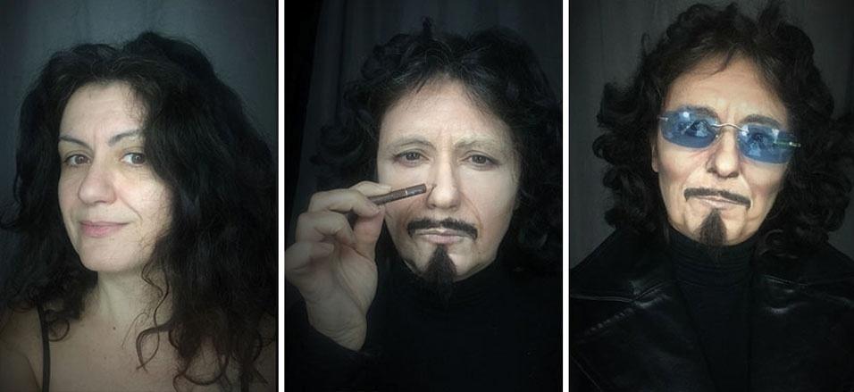 13. Tony Iommi, do Black Sabbath
