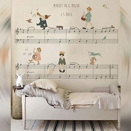 Um espaço saudável e tranquilo no quarto do bebê - Reprodução/Behance