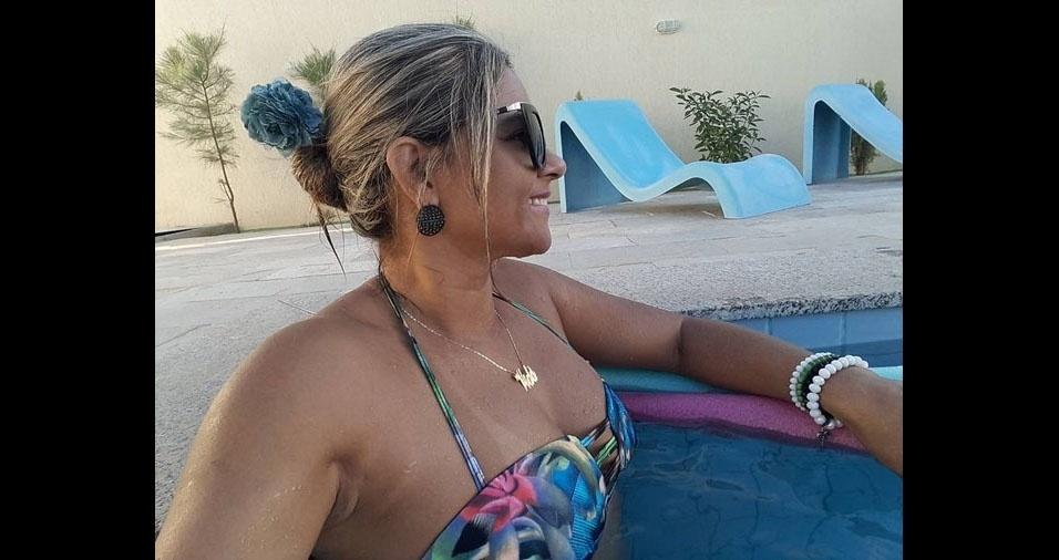 Edilene Maria, 43 anos, de Brejo do Cruz (PB)