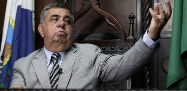 presidente licenciado da Alerj Jorge Picciani - Júlio César Guimarães/UOL