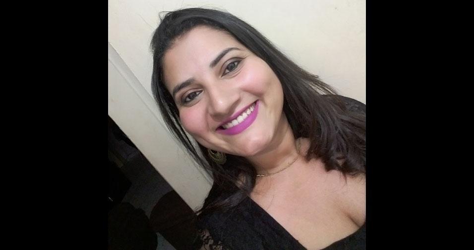 Rose Salomão, 32 anos, de Guarujá (SP)