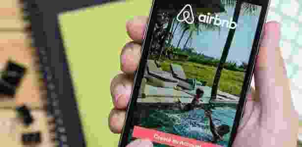 Airbnb deixou grandes redes hoteleiras de fora da nova organização do site - Divulgação