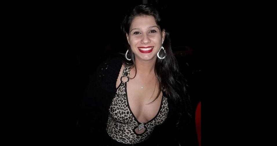Patricia Donato de Barros Rezende, 27 anos, de Vicentinopolis (GO)