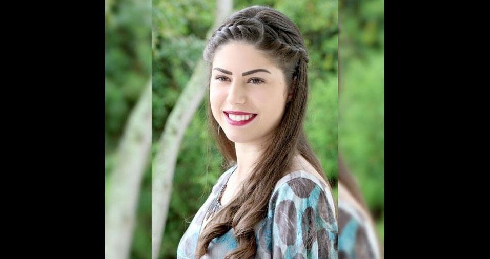 Bianca Meireles, 22 anos, de Barbacena (MG)
