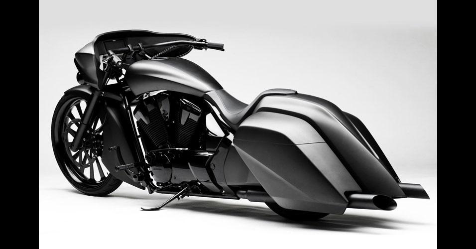 5. Honda Fury
