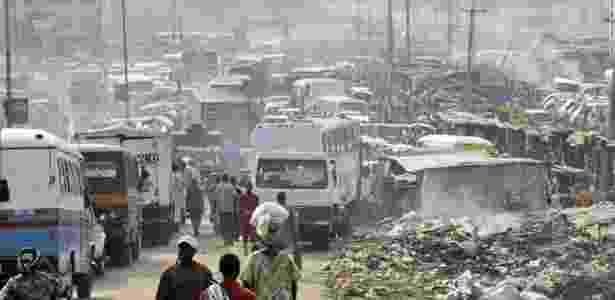 Cerca de 92% das mortes por poluição ocorreram em países pobres - Reprodução/CNN