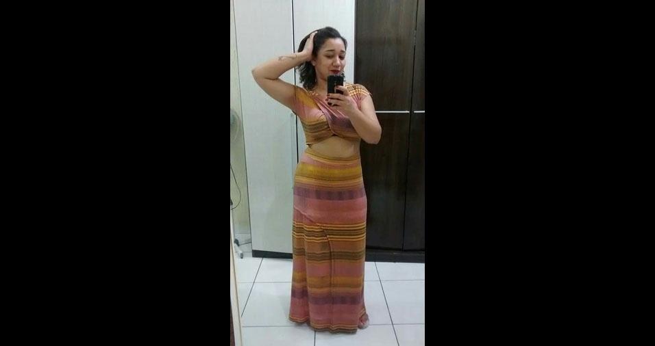 Izabel de Souza Oliveira, 33 anos, de São Paulo (SP)