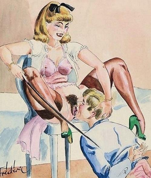 29.mar.2016 - As obras retratam os desejos de uma época, o surrealismo que o sexo poderia chegar, a relação entre desejo e religião, pecado e orgasmos