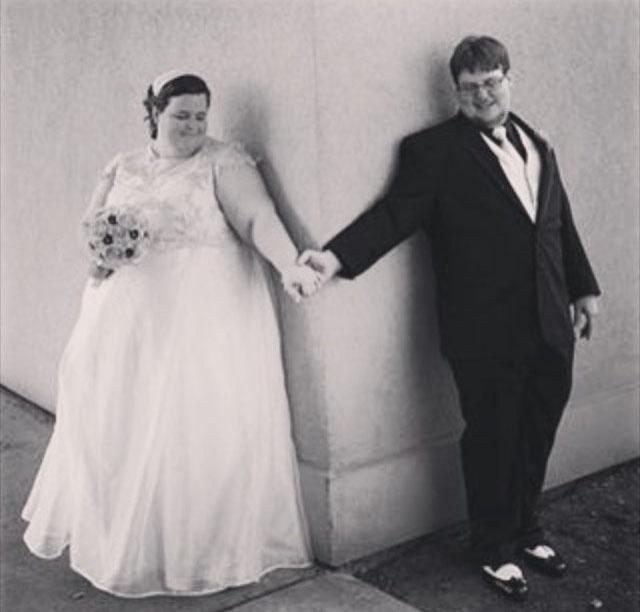 2.fev.2016 - A grande ajuda dos noivos fez com que a blogueira inglesa fizesse uma galeria com centenas de fotos