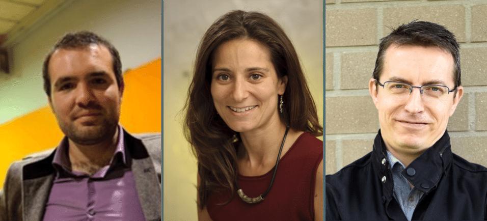 Guillem Anglada-Escudé, Natalie Batalha e Michaël Gillon