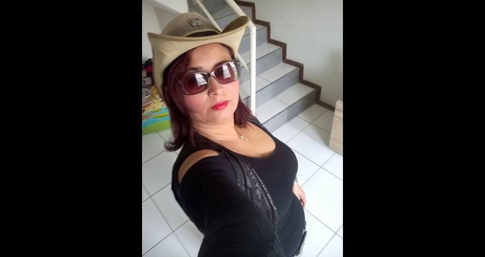 Cláudia de Jesus Silva, 43 anos, de Feira de Santana (BA)