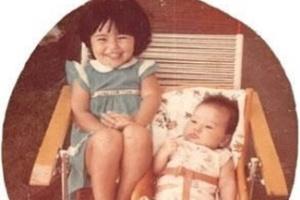 e44d85cda4255 2 735. Comunicar erro. 1981 - Sabrina Sato, bebê ...