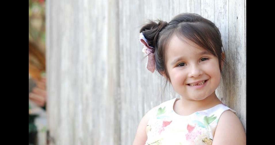 Jhenifer Bernardo, de Lauro Miler (SC), enviou a foto da princesa Joana
