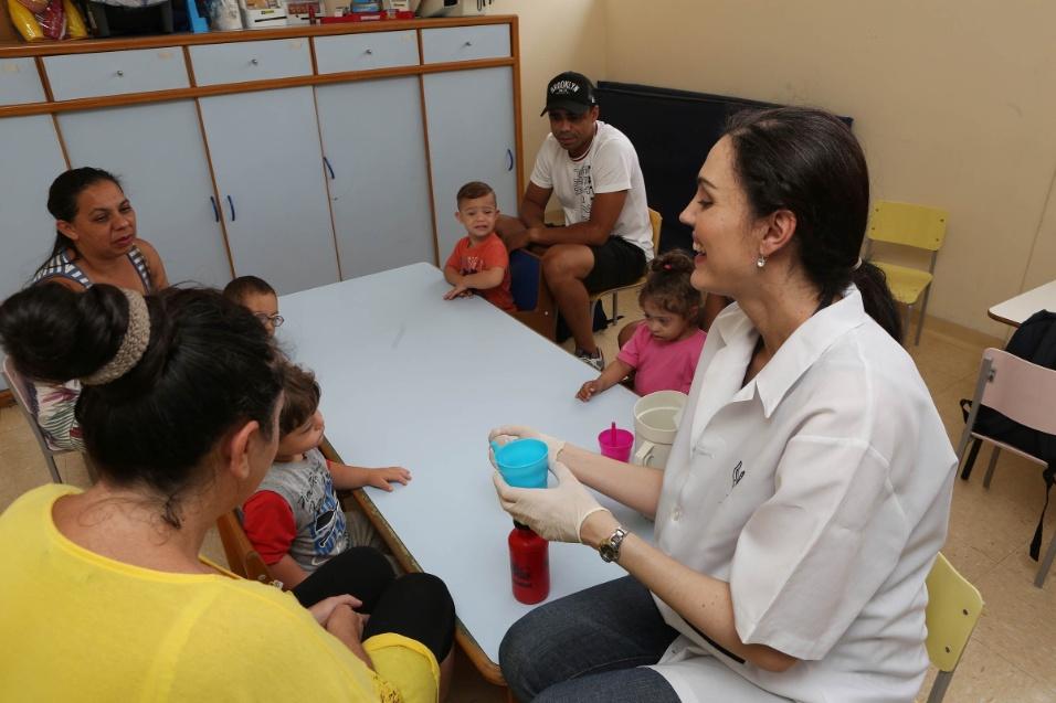 Apae-SP. A reabilitação com crianças que têm algum tipo de deficiência intelectual é realizada desde a infância na Apae-SP. O trabalho ajuda as crianças a se desenvolverem para, mais tarde, se socializarem e estudarem em escolas comuns, próximas às suas casas