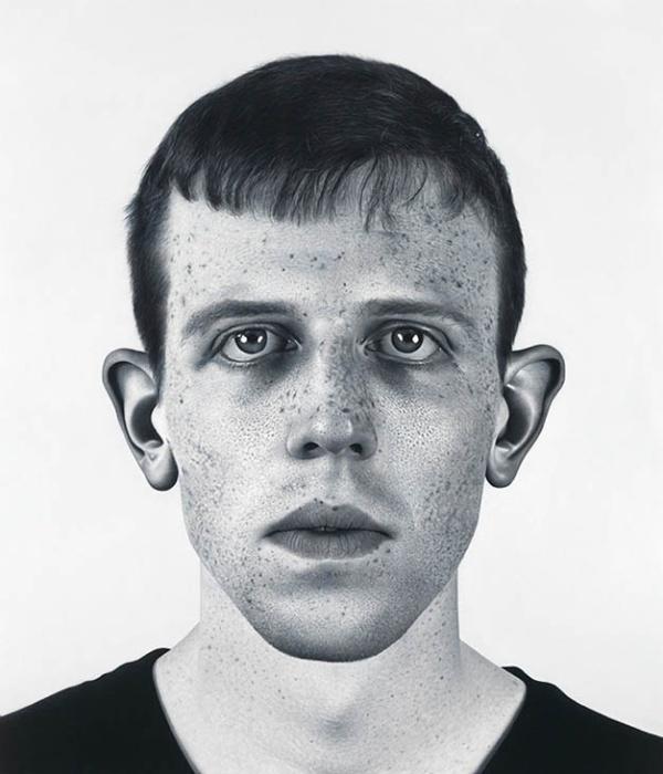 1º.dez.2015 - As pinturas ultrarrealistas de Charles Bierk fazem sucesso na internet