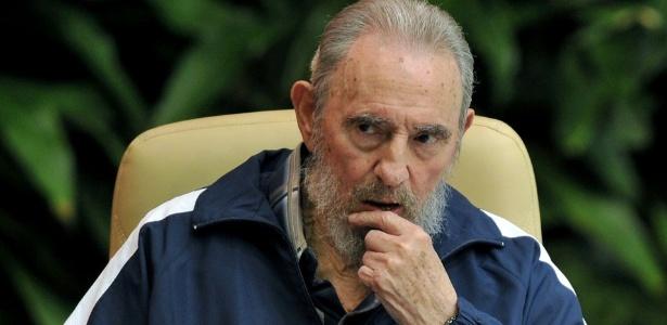 Figura histórica do regime de havana, Fidel completa amanhã uma década longe do poder