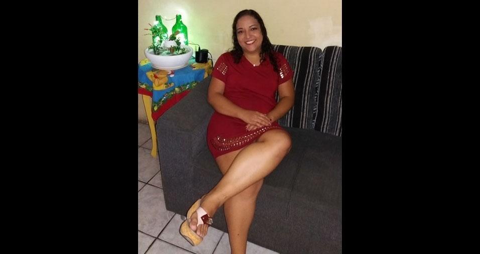 Daniele Sampaio, 35 anos, de Fortaleza (CE)