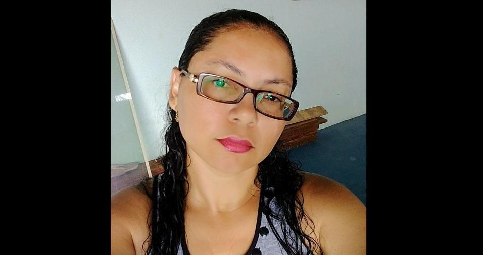 Mônica Maria Ribeiro da Silva, 39 anos, de Olinda (PE)
