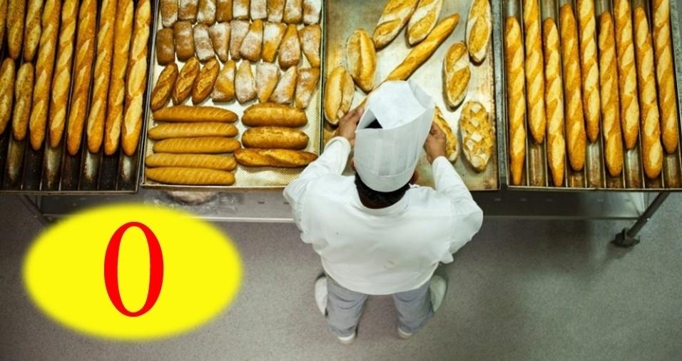 """5. RESPOSTA: 0. Basta ler com atenção e interpretar o desafio: se Fábio foi sozinho até a padaria, então ninguém foi junto. Ele apenas """"encontrou"""" uma série de seres pelo caminho"""