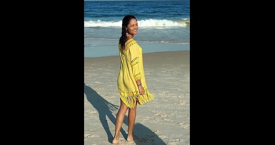 Eva Paixão, 46 anos, do Rio de Janeiro (RJ)